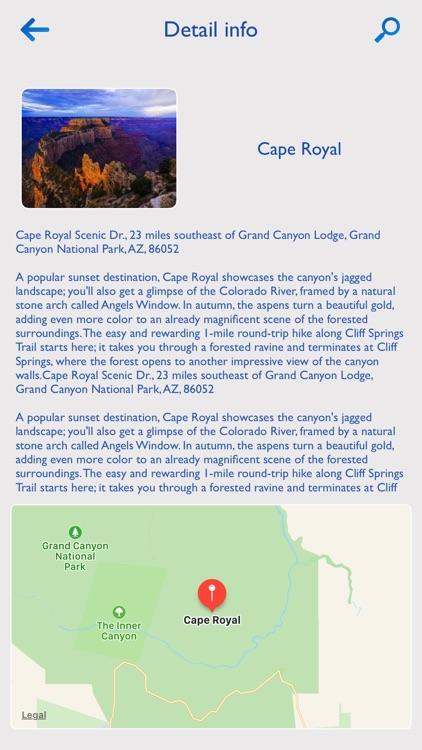 Grand Canyon Tourism screenshot-3