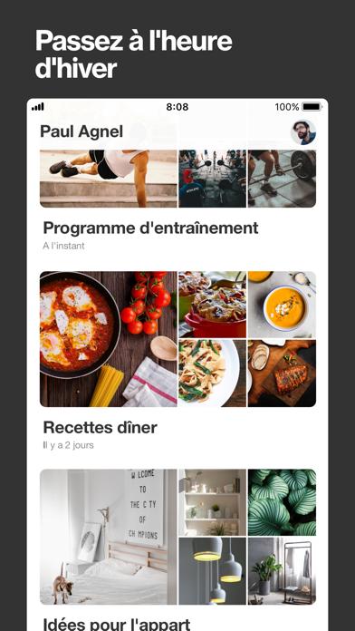 Pinterest: Idées & Inspiration pour Android