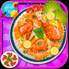 Biryani Maker:Girls Cooking Game icon