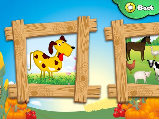 アニマルパズル -幼児向けドラッグアンドドロップパズルのおすすめ画像3