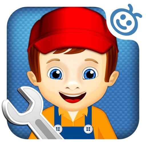 Конструктор: приложение и игра