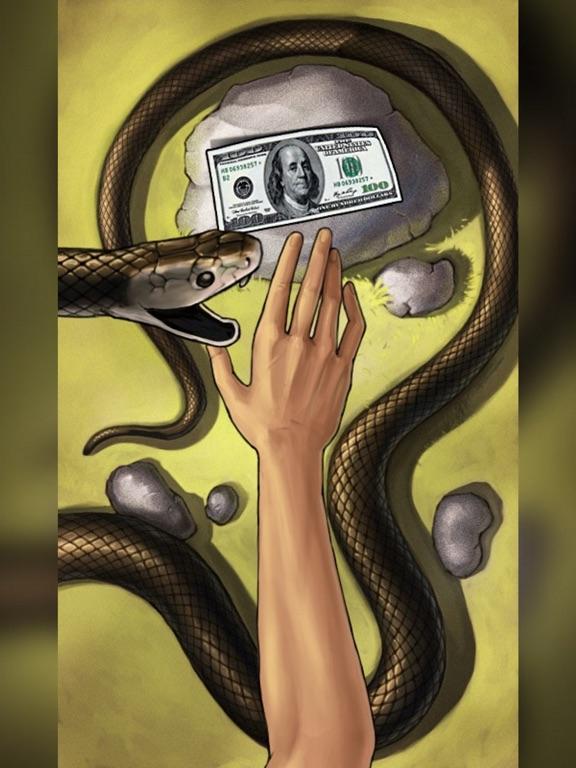 Money or Death - snake attack! Screenshots