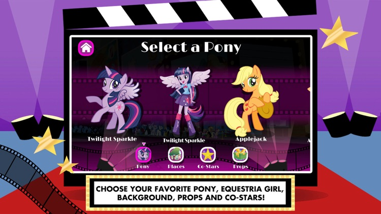 My Little Pony: Story Creator screenshot-0