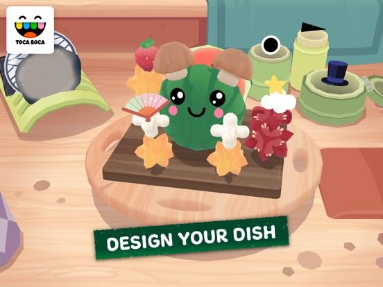 Toca Kitchen Sushi screenshot 9