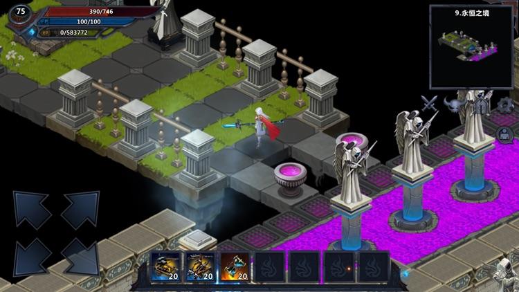 城堡传说-自由探索冒险单机游戏 screenshot-6