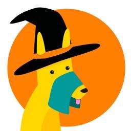 NapkinDog! Halloween