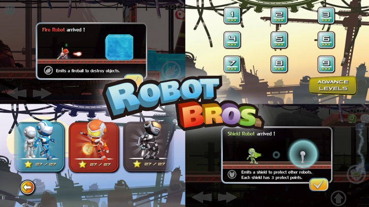 Robot Bros. screenshot-4