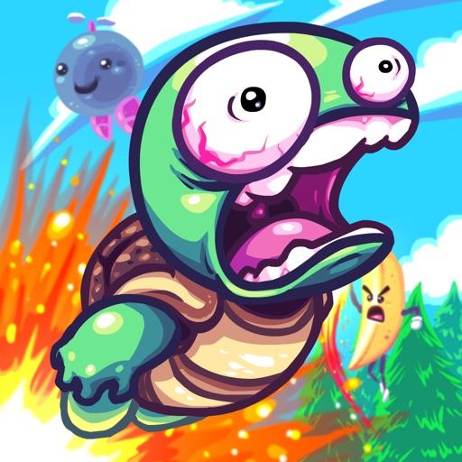 Suрer Toss The Turtle