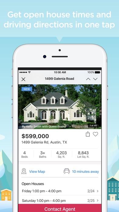 Realtor.com Real Estate, Homes Скриншоты6
