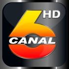 Canal 6 Honduras icon
