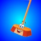 魔法扫帚:快速清洁垃圾 icon