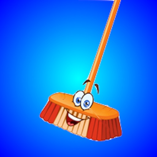 Magic Broom - Tilt To Clean