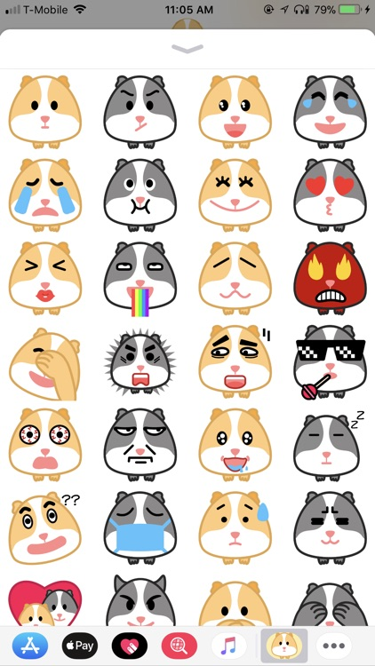 Guinea Pig Emoji