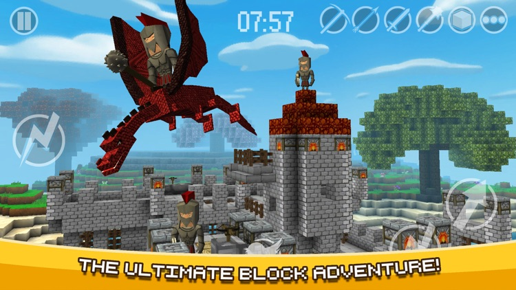 Castle Crafter Survival Craft screenshot-0