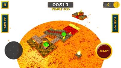 Little Totem Raider screenshot four