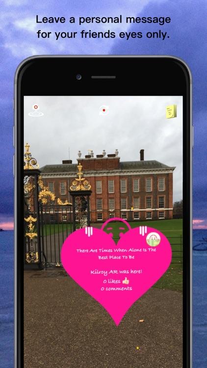 Kilroy AR - Augmented Reality