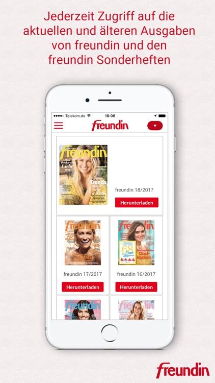 freundin Magazin DE