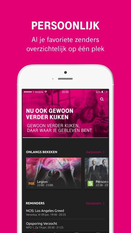 T-Mobile TV Anywhere screenshot-3