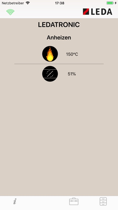 LEDATRONIC App