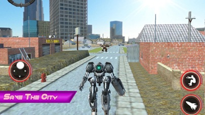 Epic Robot City Fighting screenshot four