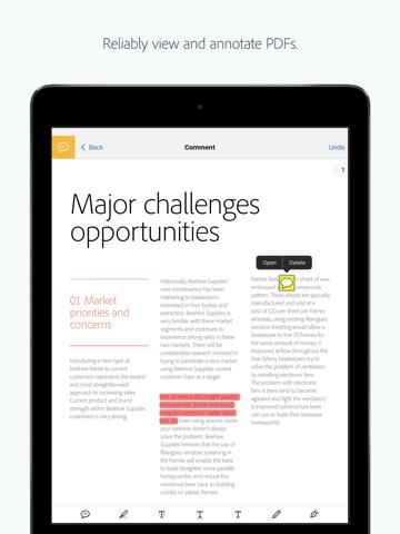 Adobe Acrobat Reader: Annotate, Scan, & Send PDFs screenshot 2