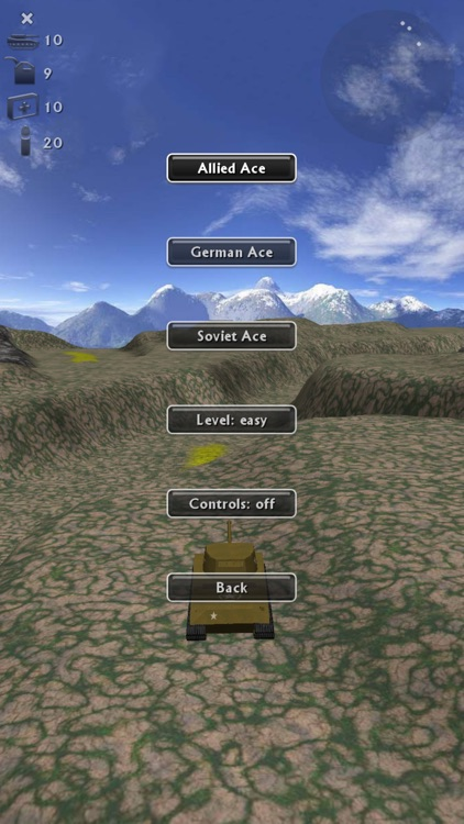 Tank Ace Reloaded Lite screenshot-3