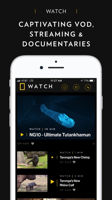 Download National Geographic for Optus for Pc