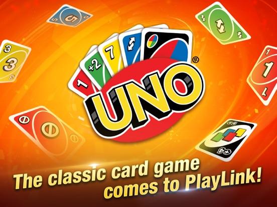 iPad Image of Uno PlayLink