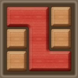 Rotate block. Puzzle