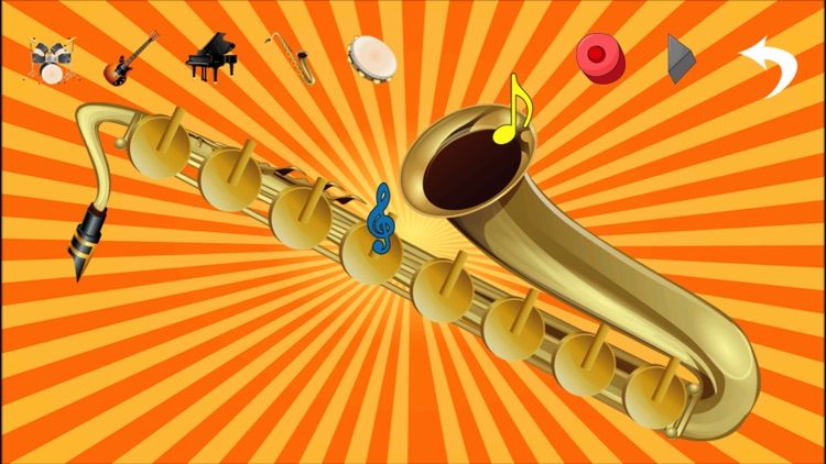 Kids Musical Instruments - Play easy music for fun screenshot-4