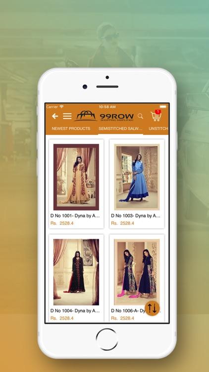 99ROW : Online Shopping App screenshot-3
