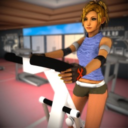 Virtual Fitness Girl Life