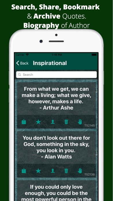 QuotesPro- 100K+ Famous Quotes screenshot 2