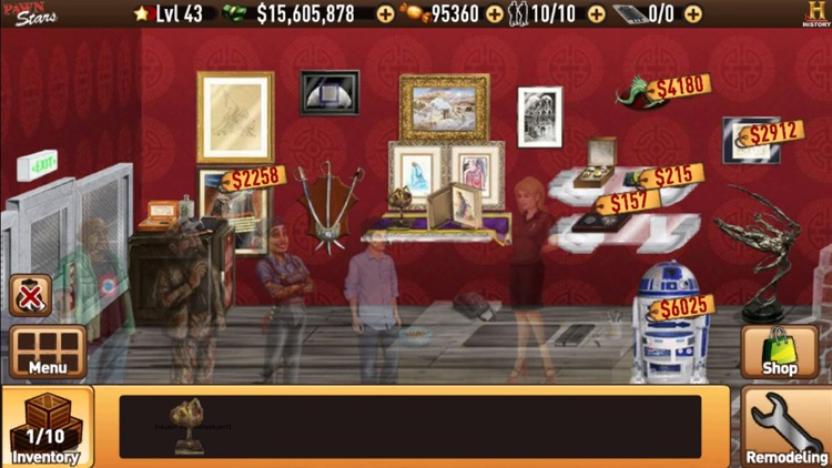 Pawn Stars: The Game screenshot-3