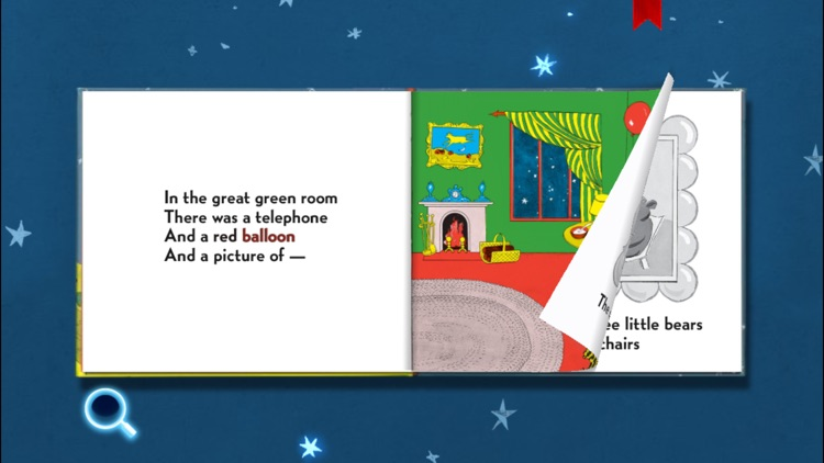 Goodnight Moon - A classic bedtime storybook screenshot-1