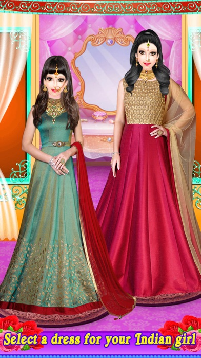 Indian Fashion Stylist Girl screenshot 4