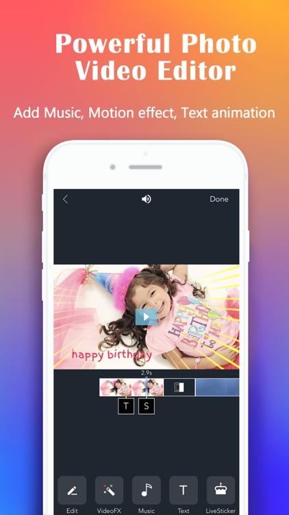 Photo Collage Maker & Photo Editor - Live Collage screenshot-4