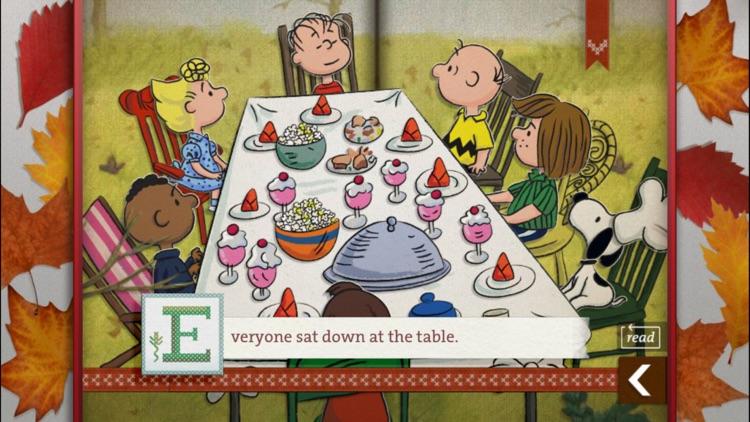 A Charlie Brown Thanksgiving screenshot-4