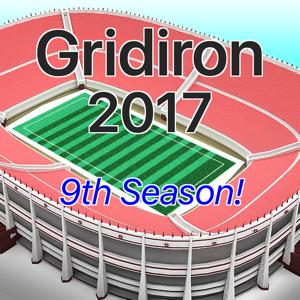Gridiron 2017 College Football Scores & Schedules app