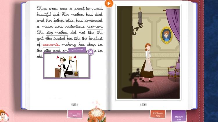Cinderella by Chocolapps screenshot-3