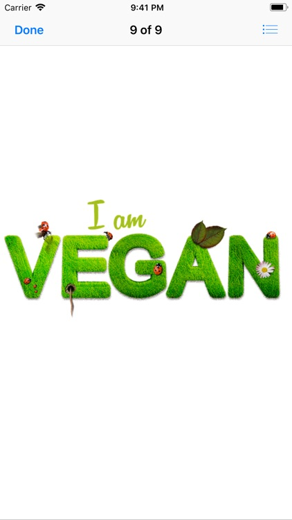 Only Vegan Stickers screenshot-8