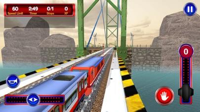 Indian Train Drive Simulator screenshot 1