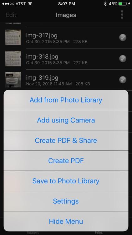 PDF-It Doc Scanner & Converter