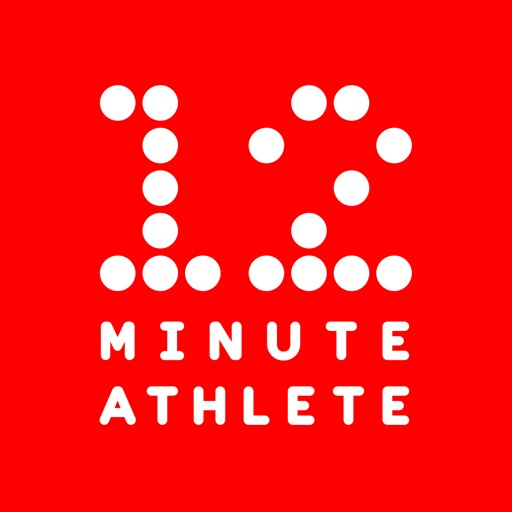 12 Minute Athlete HIIT Workouts