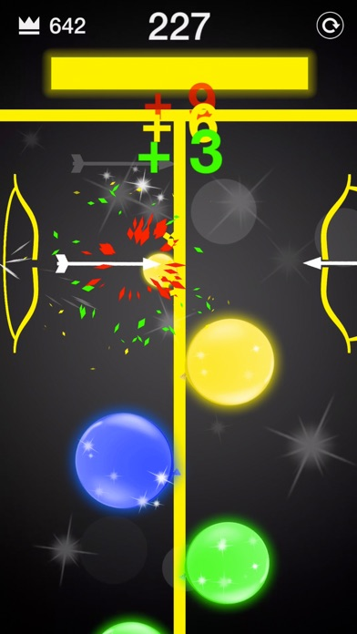 Arrows vs Balloons screenshot 2