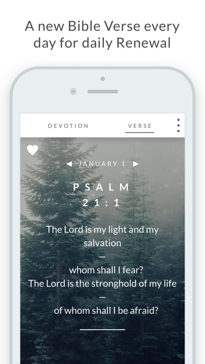 Daily Bible Verse Inspirations screenshot-1