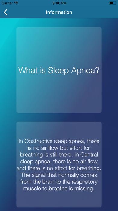 Sleep Doctor screenshot four