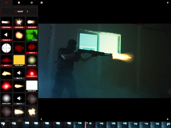 Screenshot #3 for Gun Movie FX