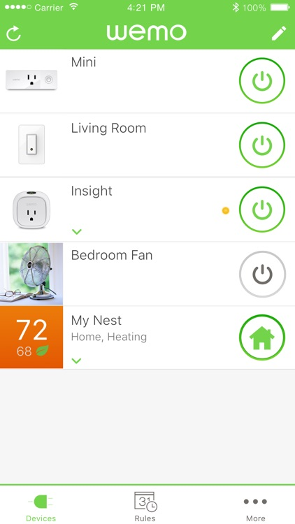 Wemo screenshot-1