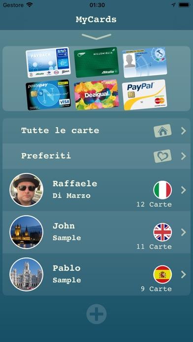 My Cards Pro - Portafoglio